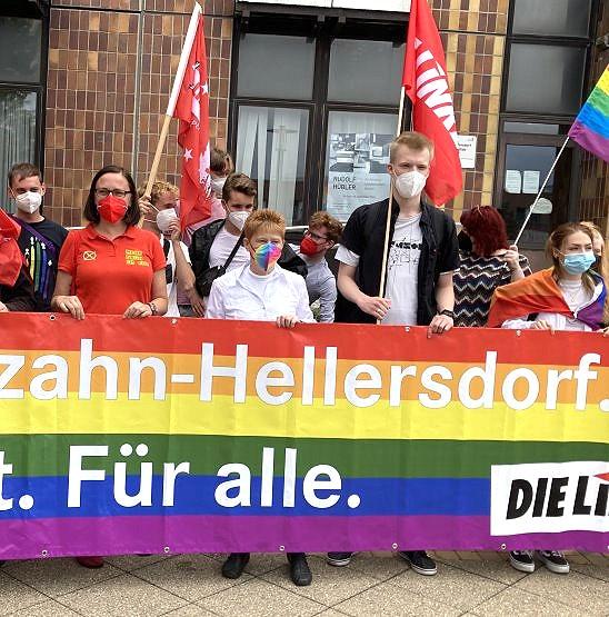 2. Pride Parade in Marzahn-Hellersdorf