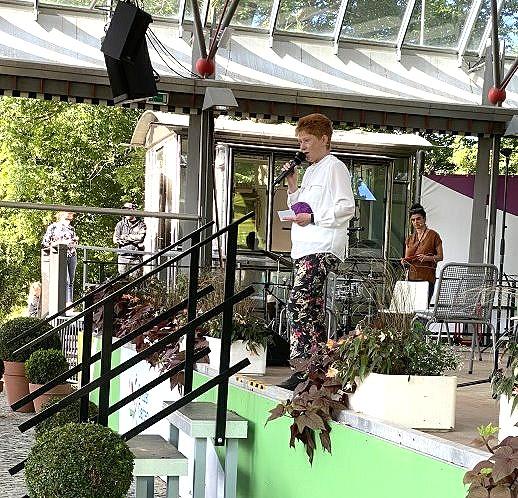 Berliner Seniorenwoche eröffnet
