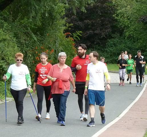 1-Stunden-Lauf rund um den Bürgerpark Marzahn
