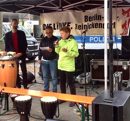 Sommerfest der LINKE Reinickendorf