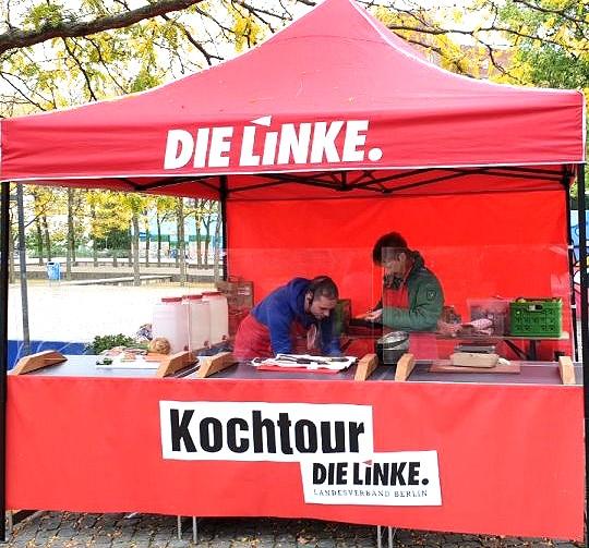 Auf Koch-Tour mit Björn Tielebein