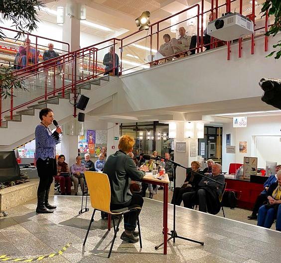 Lesung 'Gott hab sie selig' in Marzahn-Hellersdorf